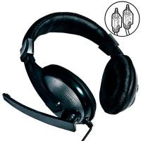 Наушники с микрофоном ML-PR48 черные