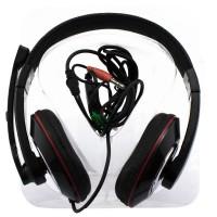 Наушники с микрофоном MK-2099 черные