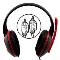 Наушники с микрофоном 318MV черные
