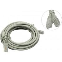 Патч-корд UTP 5m серый