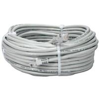 Патч-корд UTP 10m серый