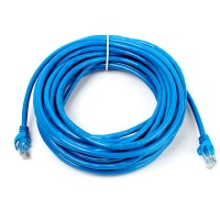 Патч-корд UTP 30m синий