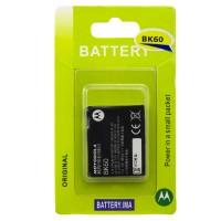 Аккумулятор Motorola BK60 880 mAh для E8, EM30, A класс