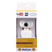 Веб-камера BCIT A1 бело-оранжевая