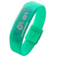 Часы наручные LED Watch A001 салатовые