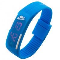 Часы наручные LED Watch A001 голубые