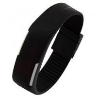 Часы наручные LED Watch A001 черные