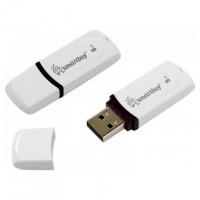 USB Флешка 8GB Smartbuy Paean White