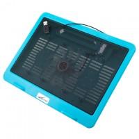 Подставка для ноутбука Shunzhan A200 голубая