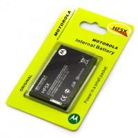 Аккумулятор Motorola HF5X 1700 mAh для XT531, MB855 AA/High Copy блистер