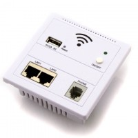 Роутер Wi-Fi Reapeater AP LV-AP Белый