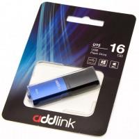 USB Флешка 16GB Addlink U15 синяя