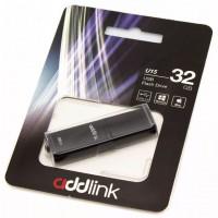 USB Флешка 32GB Addlink U15 черная