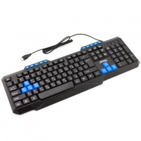 Клавиатура игровая Jedel KB-518 черная