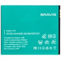 Аккумулятор Bravis Biz 1400 mAh AAAA/Original тех.пакет