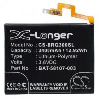 Аккумулятор Blackberry CS-BRQ300SL 3400 mAh для Q30 AAAA/Original тех.пакет