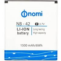 Аккумулятор NOMI NB-42 для i401 1500 mAh AAAA/Original тех.пакет