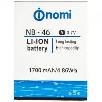 Аккумулятор NOMI NB-46 1500 mAh для i451 AAAA/Original тех.пакет