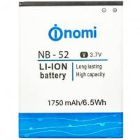 Аккумулятор NOMI NB-52 1750 mAh для i501 AAAA/Original тех.пакет