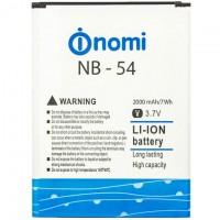 Аккумулятор NOMI NB-54 для i504 2000 mAh AAAA/Original тех.пакет