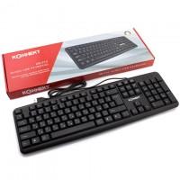Клавиатура КОННЕКТ KB-519 черная