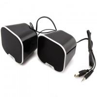Колонки для компьютера KMAX RS-110 черные