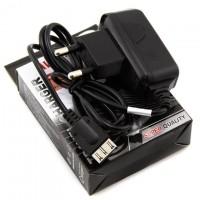 Сетевое зарядное устройство AWM Power 0.8A Siemens C55 black