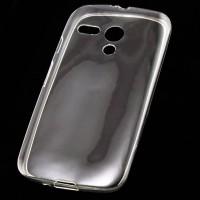 Чехол силиконовый Slim Motorola Moto G прозрачный