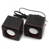 Колонки для компьютера G101 черные