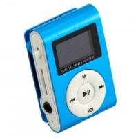 MP3 плеер iPod с дисплеем Синий