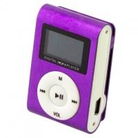 MP3 плеер iPod с дисплеем сиреневый