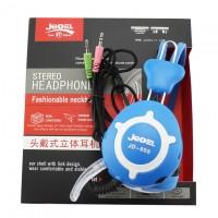 Наушники для ПК с микрофоном Jedel JD-868 синие