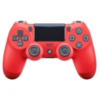 Геймпад Sony Dualshock 4 Bluetooth PS4 Original красный
