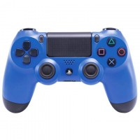 Геймпад Sony Dualshock 4 Bluetooth PS4 Original синий