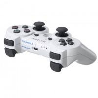 Геймпад Sony Sixaxis Dualshock 3 для PS3 Original белый
