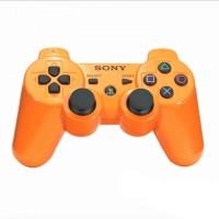 Геймпад Sony Sixaxis Dualshock 3 для PS3 Original оранжевый