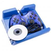 Геймпад проводной PC USB-901 синий