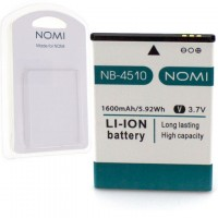 Аккумулятор NOMI NB-4510 для i4510 1600 mAh AAAA/Original пластик.блистер