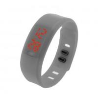 Часы наручные LED Watch Sport серые