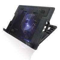 Подставка для ноутбука ErgoStand черная