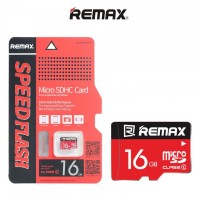 Карта памяти Remax MicroSD 16GB 10 class