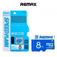 Карта памяти Remax MicroSD 8GB 10 class