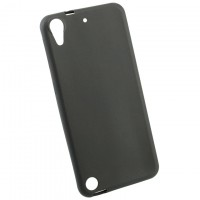 Чехол накладка Cool Black HTC 530 черный