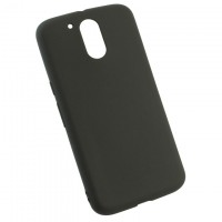 Чехол накладка Cool Black Motorola Moto G4 XT1622 черный