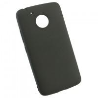 Чехол накладка Cool Black Motorola Moto G5 XT1676 черный