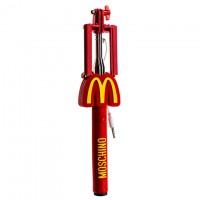 Монопод селфи палка детский Moschino McDonald's