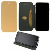 Чехол-книжка Elite Case Samsung S10 Lite G770 золотистый
