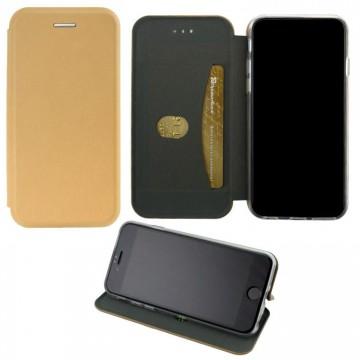 Чехол-книжка Elite Case Xiaomi Redmi Note 10, Note 10S золотистый в Одессе