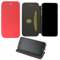 Чехол-книжка Elite Case Xiaomi Redmi Note 10, Redmi Note 10S красный