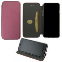 Чехол-книжка Elite Case Samsung A72 2021 A725 бордовый